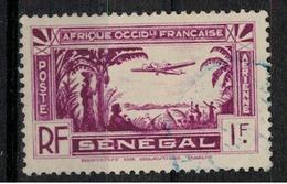 SENEGAL        N°  YVERT    PA   3    OBLITERE       ( O   2/40 ) - Posta Aerea
