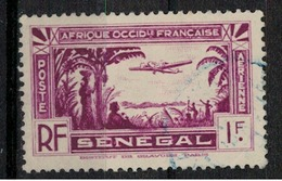 SENEGAL        N°  YVERT    PA   3    OBLITERE       ( O   2/40 ) - Senegal (1887-1944)