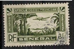 SENEGAL        N°  YVERT    PA   6    OBLITERE       ( O   2/40 ) - Posta Aerea
