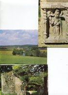 CP - 55-Vaucouleurs- Lot De 10 Cartes Neuves-maison Du Rempart-Jeanne D'Arc - Altri Comuni