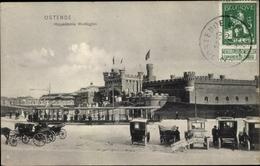 Cp Ostende Westflandern, Hippodrome Wellington - Belgique