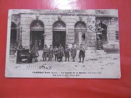 D 59 - Cambrai - La Façade De La Mairie - Cambrai
