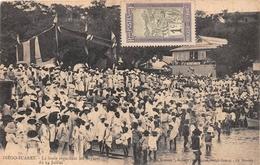 ¤¤   -   MADAGASCAR   -   DIEGO-SUAREZ    -   La Foule Regardant Les Régates Du 14 Juillet   -  ¤¤ - Madagascar