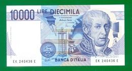 Italy 10 000 LIRE 1984 P112d UNC - [ 2] 1946-… : République