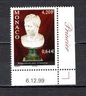MONACO N° 2230   NEUF SANS CHARNIERE COTE 2.30€   NAPOLEON - Unused Stamps