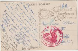 CP FM OMEC Montpellier, 21/9/1940 - Postmark Collection (Covers)