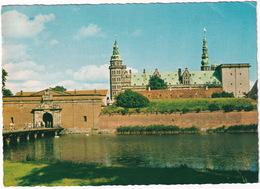 Helsingor. Kronborg Med Den Ydre Voldgrav - (Danmark) - Denemarken