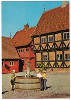 'Den Gamle By', Arhus : Torvet / Market Place - (Danmark) - Denemarken