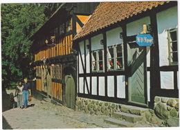 Kobstadmuseet 'Den Gamle By', Arhus /  The Urban Museum 'The Old Town' - (Danmark) - Denemarken