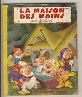 Les Albums Roses LA MAISON DES NAINS    De 1953 - Books, Magazines, Comics