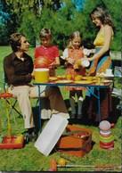 PIC NIC IN FAMIGLIA - EDIZ CECAMI # 990 - NUOVA - Cartoline