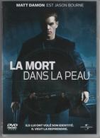 """DVD Film """"la Mort Dans La Peau"""" MATT DAMON - Politie & Thriller"""