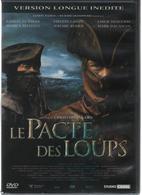 """DVD Film """"le Pacte Des Loups"""" Version Longue Inédite (2 DVD) - Policiers"""