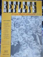 Rare Revue Reflets Aout 1943 N°4 - 1939-45