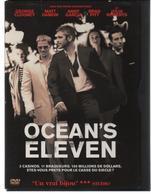 "DVD Film ""ocean's Eleven"" CLOONEY/DAMON/GARCIA/PITT/ROBERTS - Policíacos"