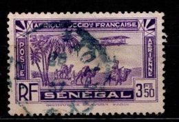 SENEGAL - 1935 - YT N° PA 7 - Oblitéré - - Senegal (1887-1944)