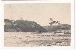 Stranden Og Als Kirke Set Fra Sydost Ca. Ar 1900 - (Danmark) - 1977 - Denemarken