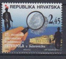Croatia 1998 Interpol 1v ** Mnh (43362A) - Kroatië