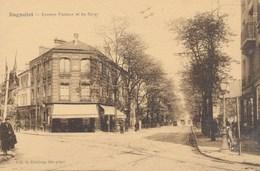 93) BAGNOLET : Avenue Pasteur Et De Noizy - Aulnay Sous Bois