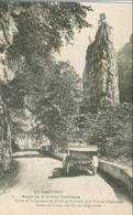 Massif De La Grande-Chartreuse; Route De-St Laurent-Convent. Route Du Desert-Le Pic De L'A. - Non Voyagé. (Unis-France) - Chartreuse
