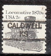 USA Precancel Vorausentwertung Preo, Locals Kansas, Caldwell 835 - Vereinigte Staaten