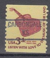USA Precancel Vorausentwertung Preo, Locals Kansas, Carbondale 841 - Etats-Unis