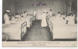 Paris Petits Metiers  Infirmieres  Japonaise Croix Rouge Hopital Benevole 4 Bis 1915  V292 - Artesanos De Páris