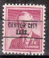 USA Precancel Vorausentwertung Preo, Locals Kansas, Cawker City 748 - Vereinigte Staaten