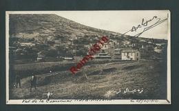 Turquie. Adana. Vue De La Commune Kara Kissalou (?)  Photo Carte 1912. Voir Les 2 Scans. - Turquie