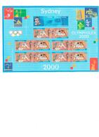 Jeux Olympiques SYDNEY 2000 - Blocs & Feuillets