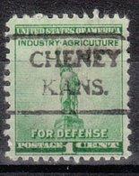 USA Precancel Vorausentwertung Preo, Locals Kansas, Cheney 716 - Vereinigte Staaten