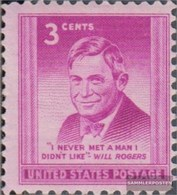 Stati Uniti 588 (completa Edizione) MNH 1948 Vuole Rogers - Stati Uniti