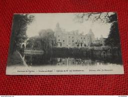 PERWEZ  -  Aische En Refail  -   Château De M. Van Goidtsnoven - Perwez