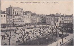63. CLERMONT-FERRAND. Place De Jaude. 401 - Clermont Ferrand