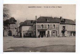 CPA - LAGRAULIÈRE (CORRÈZE) - France
