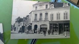 CPA Crédit Lyonnais Animee - Auxerre