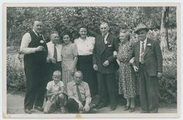 Fotokarte Wirte Ausflug 6.9.1949 ( 171) Photo Wiese Bremerhaven-M. - Hotels & Gaststätten
