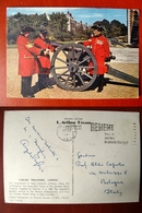 (FG.W56) LONDON - CHELSEA PENSIONERS IN UNIFORMS (LONDRA) - London
