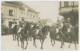 Fotokarte Fürstenfeldbruck Prozession Dez. 1927. (174) - Fuerstenfeldbruck