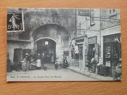 SAINT-TROPEZ LE PORTAIL DU MARCHE - Saint-Tropez