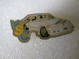 PIN'S      PEUGEOT  309  GTI 16 S  V S C - Rallye