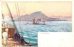 13563125 Gibraltar Panorama Gibraltar - Gibraltar