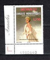 MONACO N° 2365   NEUF SANS CHARNIERE COTE 5.40€   PRINCESSE GRACE - Neufs