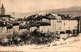 38 - COGNIN (Isère) - L. Ch. - Francia
