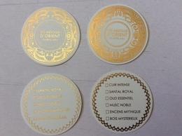 2 Cartes Multichoix - Cartas Perfumadas