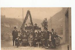 39 Lavans Les St Claude Souvenir Du Bal Des Cerises  Union Musicale 24 Mars 1929 - Autres Communes