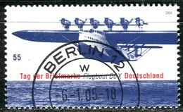 BRD - Mi 2428 - OO Gestempelt (C) - 55C  Tag Der Briefmarke 04, Flugboot DoX - Gebruikt