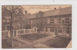 Frameries. Institut Saint-Joseph. Vue De La Maison D'habitation Des Frères. - Frameries