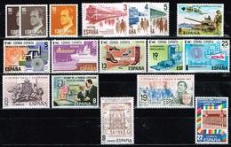 ESPAGNE / NEUFS**/MNH**/ 1980 -  Lot De 17 Valeurs - 1971-80 Nuovi