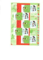 Bloc Champions Du Monde De Football 2002 - Blocs & Feuillets